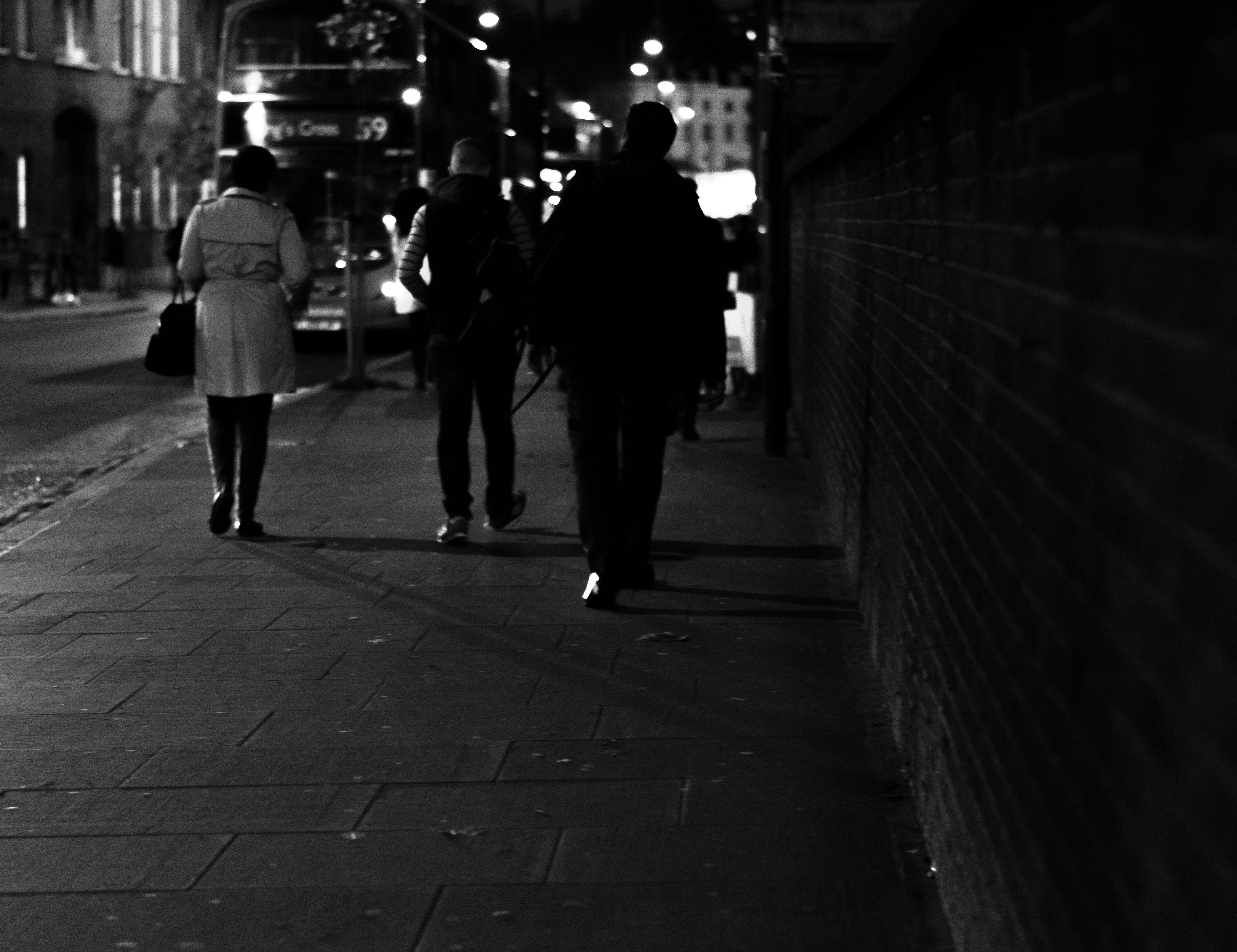 Following - London, England